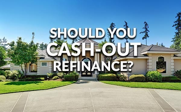 is cash out refinancing a good idea with higher rates. Black Bedroom Furniture Sets. Home Design Ideas