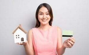 Using a credit card to pay for a home renovation or home improvement