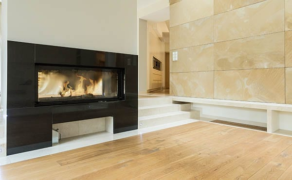 Warming up your home with a new fireplace