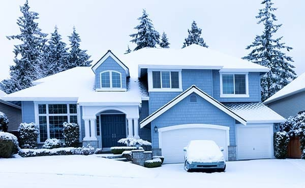 How to sell a home during winter