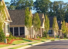 row-of-townhouses